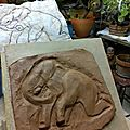 Un éléphant qui ne trompe pas ;)