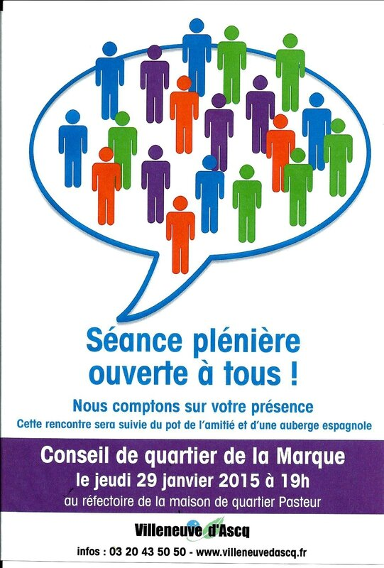 affiche CDQ 01 2015