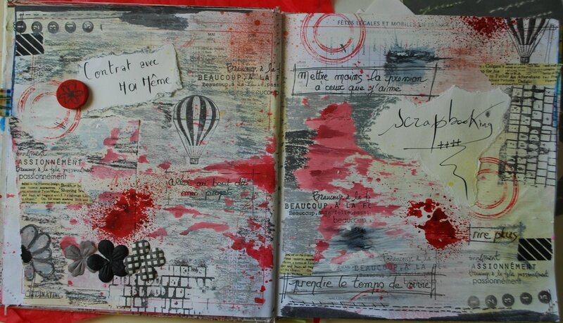 art journal sem2