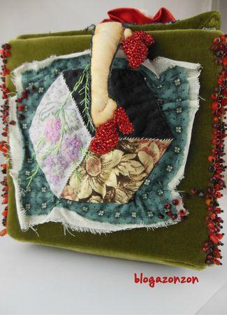 boite textile pin up