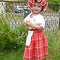 La saint noé #1 tenue de petite fille