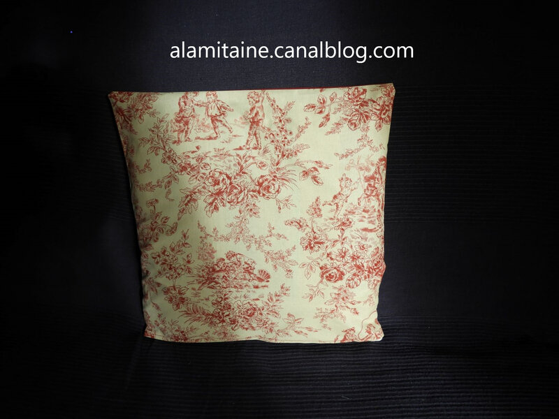coussin MB 04
