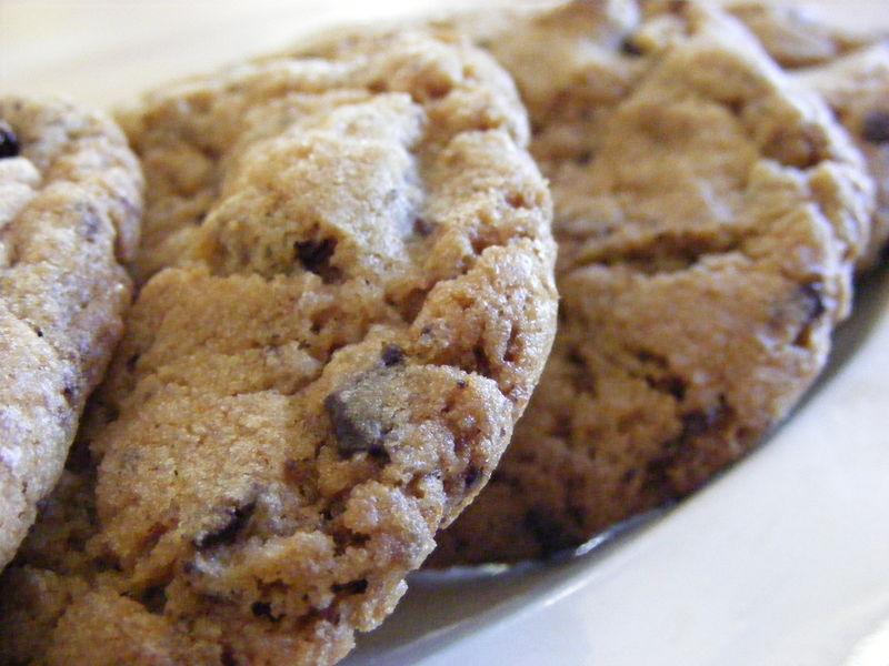 Chocolate chip cookie de Jacques Torrès