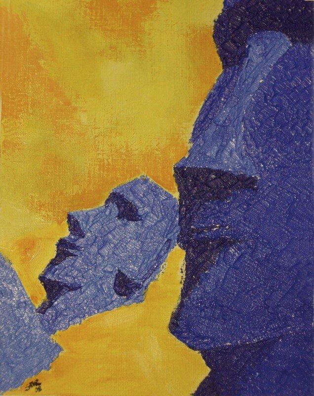 Estatuas II - Moai 3