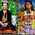 # 34 frida kalho 1907- 1954 artiste par cécile carpena