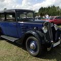 Peugeot 301 cr berline 1932 à 1936