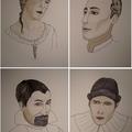 1993 - portraits