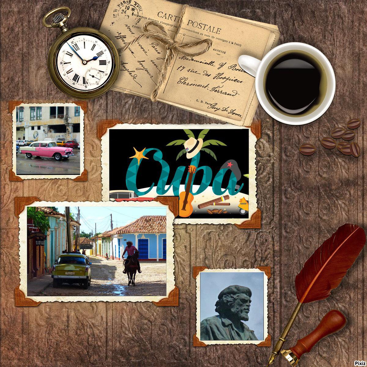 [Carnet de Voyage] Cuba : Hasta la victoria siempre : Trinidad