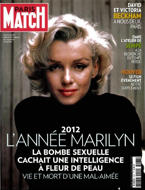 Paris Match 2011