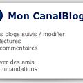 Nouveau sur canalblog : mon canalblog et le choix du pseudo !