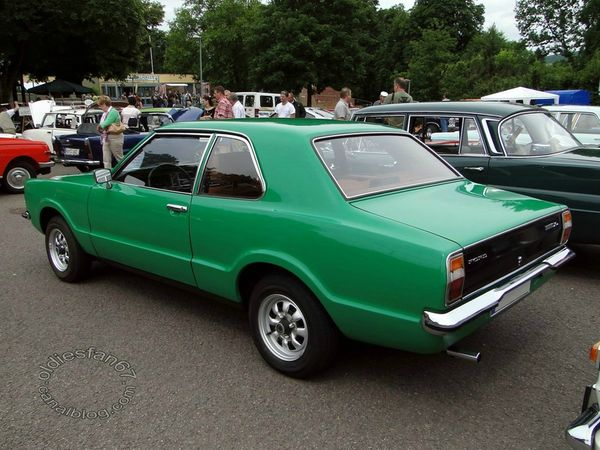 Ford Taunus XL TC berline 2 portes 1976 2