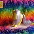 (024) G1 poneys Ecole/ Schooltime Ponies