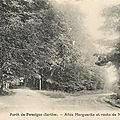 Le 30 novembre 1790 à mamers : fonds pour les ateliers de charité et demande de bois de la forêt de perseigne à « monsieur ».