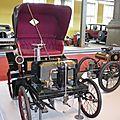 Jean piat voiturette 1 cyl. 1900