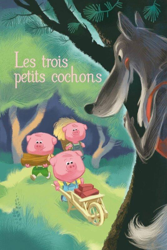 couverture cochons