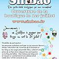 Sinbao ouvre ses portes