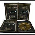 Game of thrones - living language dothraki - david j. peterson - editions living language