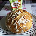 Pain cocotte thermomix