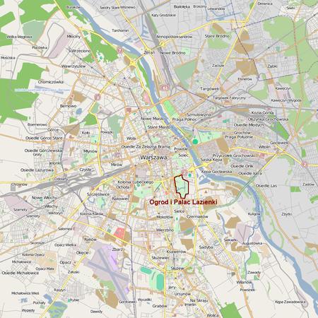 map_Lazienki