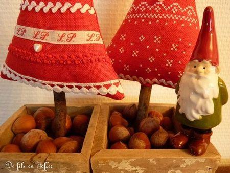 Sapin et père Noël
