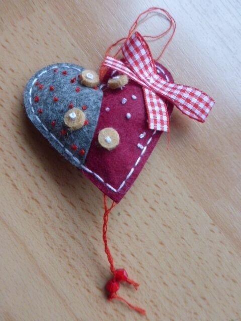 coeur feutrine 3