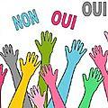 La démocratie participative…