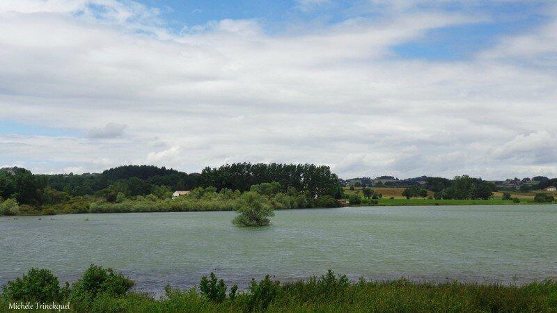 Lac Puydarrieux 14061620