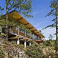 cottage canadien moderne yurtao