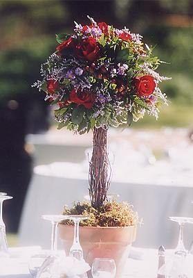 Centre de table mariage champetre dessinemonreve - Centre de table mariage champetre ...