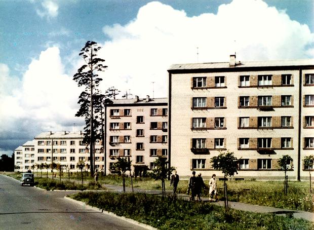 Riga 1960s, Latvia