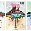 Roslend, tome 3 : spria, de nathalie somers, chez didier jeunesse (coup de coeur) - sortie le 6 juin