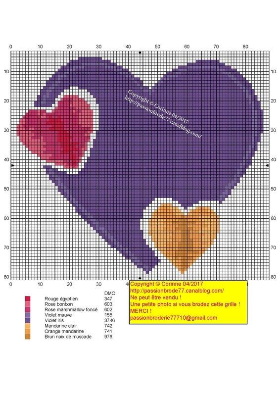 Coeurs dans coeur