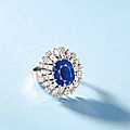 Discovered kashmir sapphire leads bonhams jewellery sale in hong kong