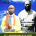Kongo dieto 2733 : la mission du seigneur kimbangu !