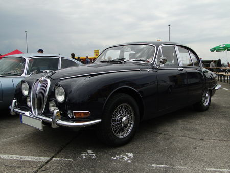 JAGUAR Type S 3,8 1963 1968 Motoren und Power Lahr 2010 1