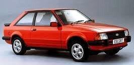 Ford XR3 1984