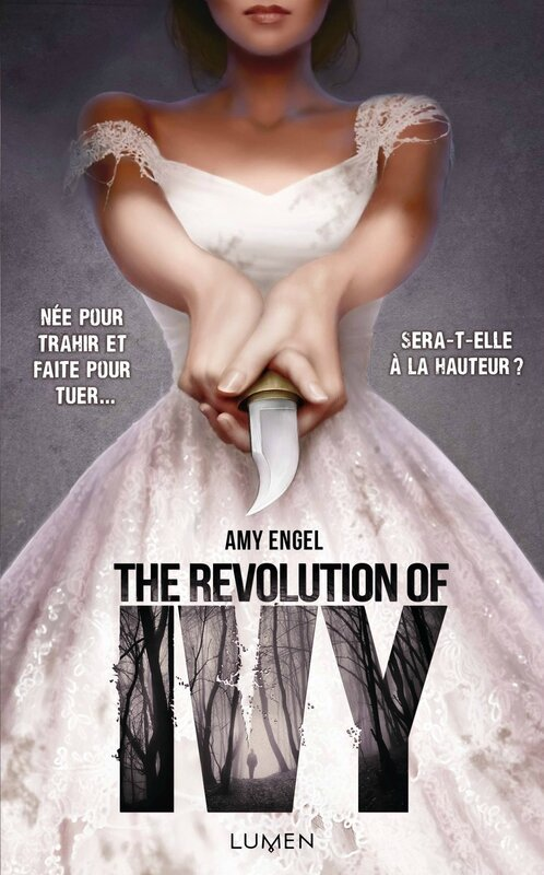 The Revolution of Ivy_Amy Engels