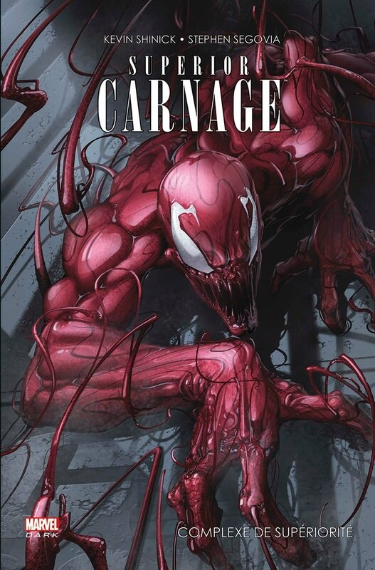 marvel dark superior carnage