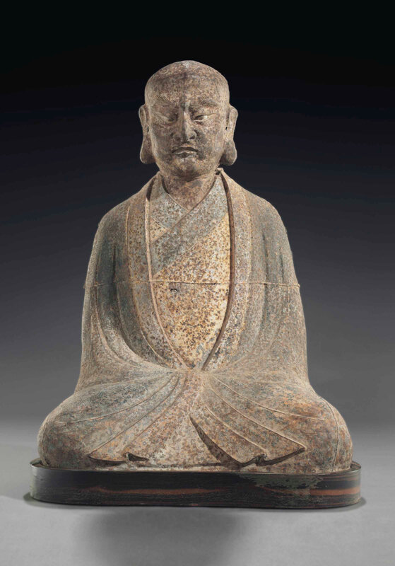 2014_NYR_02830_2058_000(a_large_dated_cast-iron_figure_of_a_seated_luohan_ming_dynasty_dated_1)