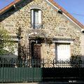 Petite maison vers Arcueil (94)