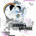 Gay pride in marseille