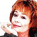 Annie girardot, une femme moderne