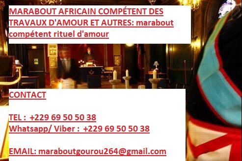 MEDIUM AFRICAIN SERIEUX EN FRANCE: marabout africain du retour affectif