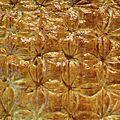 Galette à la crème d'amandes chocolat et pain d'épices