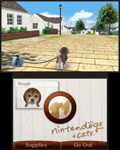 Nintendogs + Cats 3