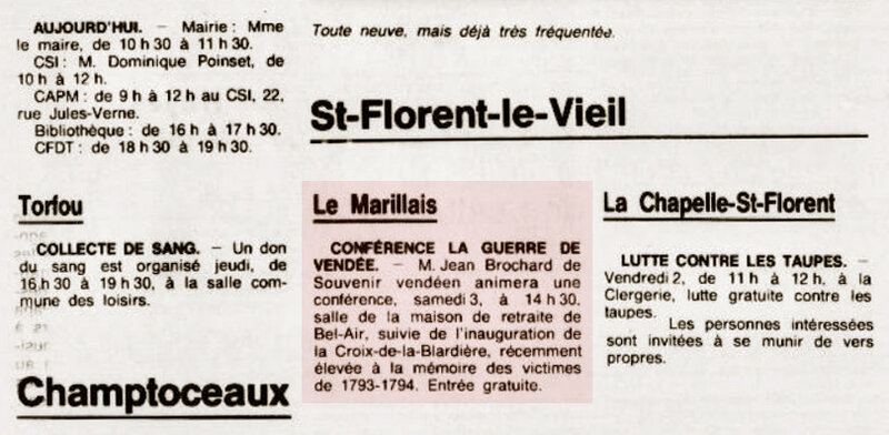 Ouest-France 30 03 1993