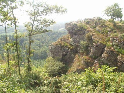 Falaise-de-granit