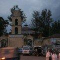 Harar : L'église Medhane Alem