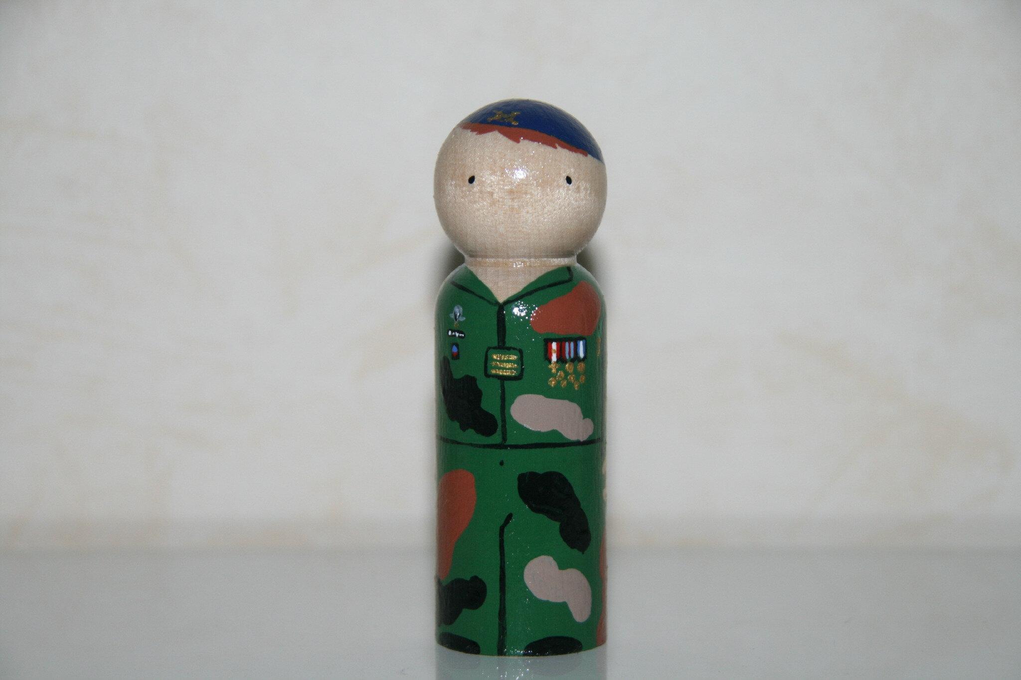 Capitaine du 68 RAA