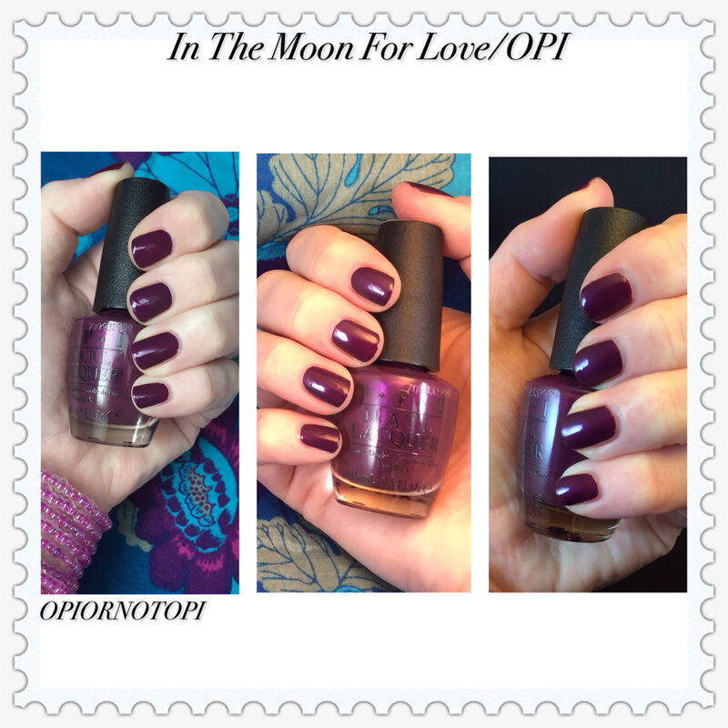IN THE MOON FOR LOVE/OPI